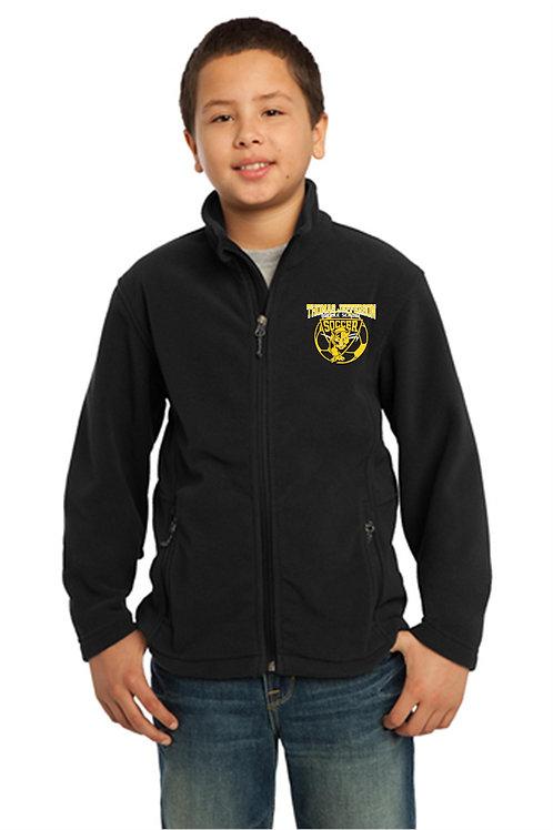 TJMS Soccer Fleece Jacket