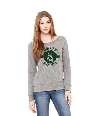 Mullica Bella Wide Neck Sweatshirt