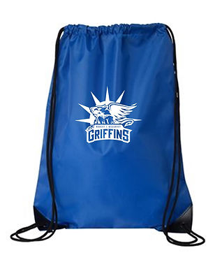 Griffin Cinch Bag