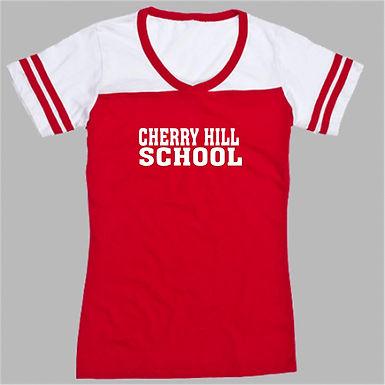 Cherry Hill Powder Puff Shirt