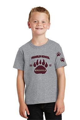 Franlkin T Shirt Choose Your Logo