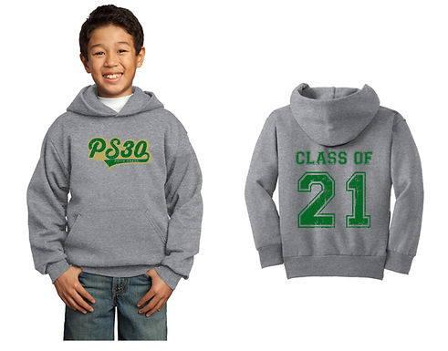 PS 30 5th Grade Hoodie