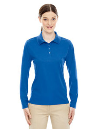 McKinley Staff Ladies Long Sleeve Polo