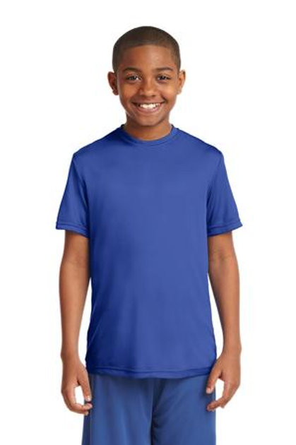 Intermediate Sport Wick Short Sleeve Performance Shirt