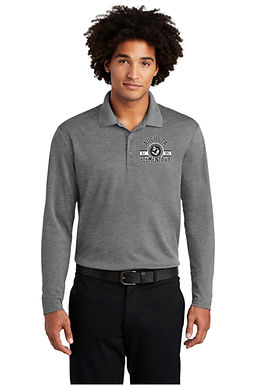 Augusta Staff Long Sleeve Polo