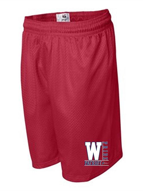Washington Community Badger C2 Mesh Shorts
