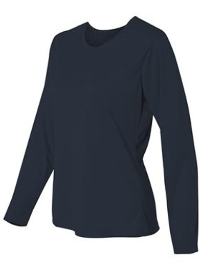 Lacey Badger Womens Performance LS