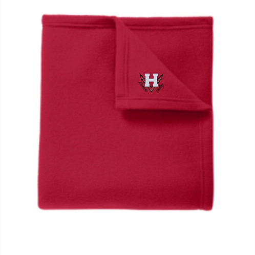 Hoosac Valley Fleece Blanket