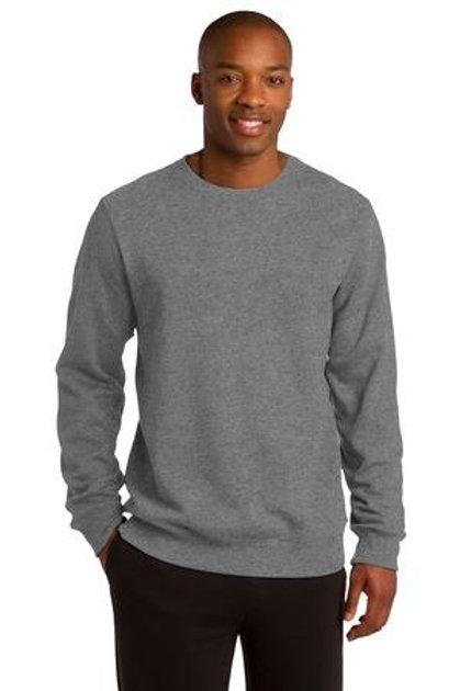 sport tek crew neck sweatshirt