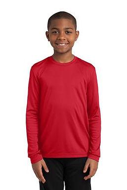Calais Long Sleeve Performance Shirt