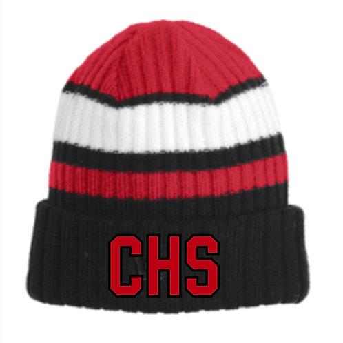 Cherry Hill Winter Cap W/Embroidery
