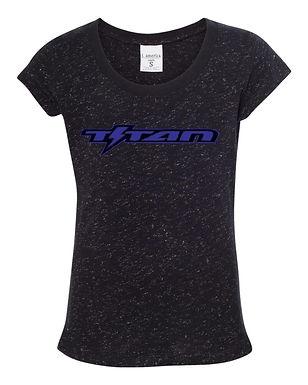 Titan JAmerica Glitter Shirt