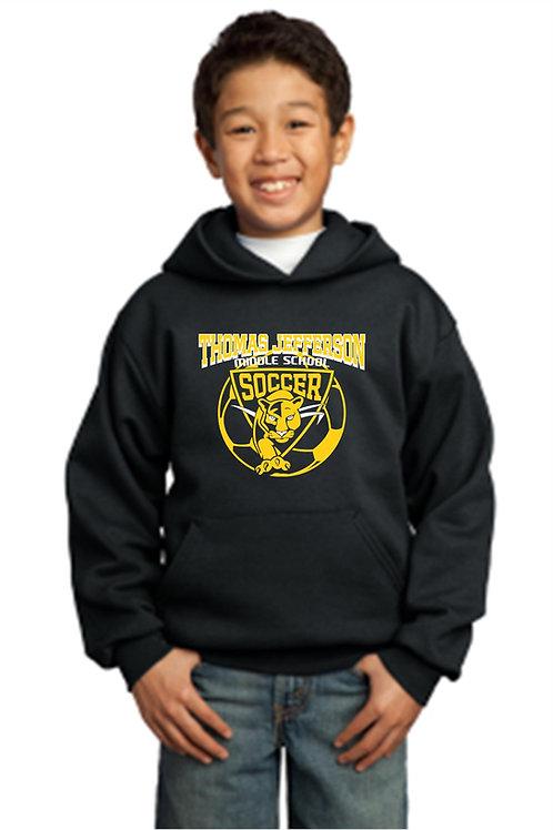 TJMS Soccer Hoodie