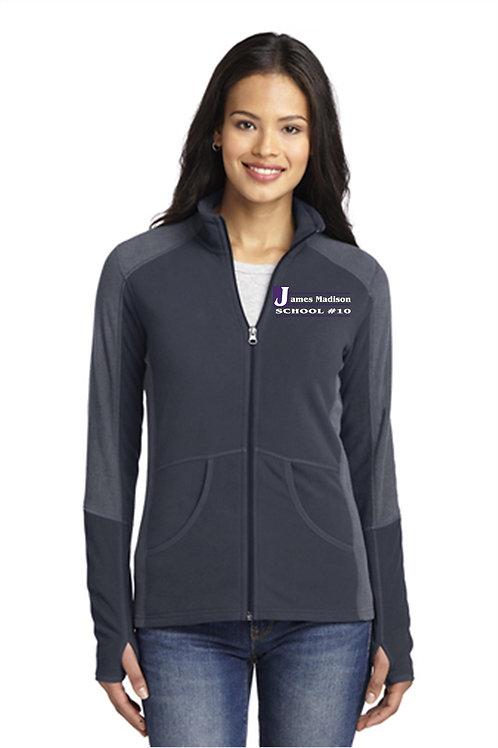 James Madison Staff Fleece Jacket  Mens's & Women