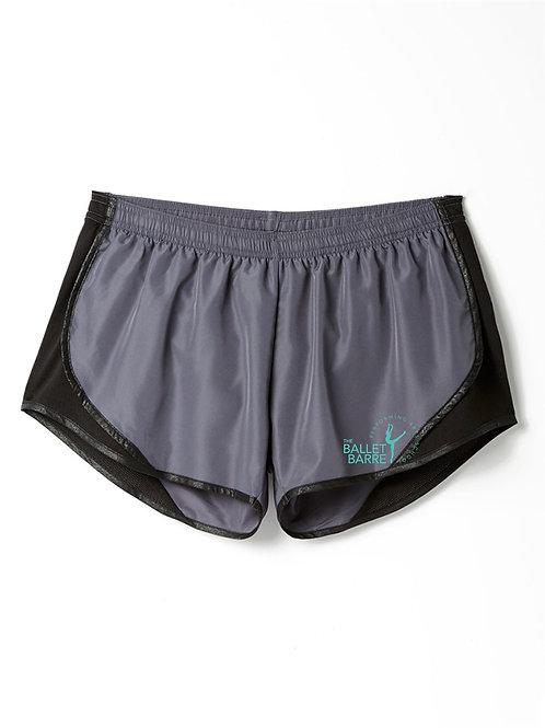 Balllet Barre Team Shorty Shorts