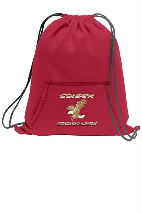 Edison Wrestling Sweatshirt Bag