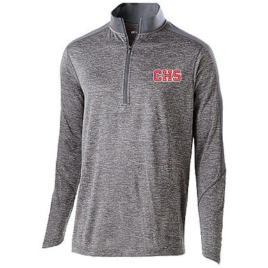 Cherry Hill Electrify 1/4 zip With Embroidery