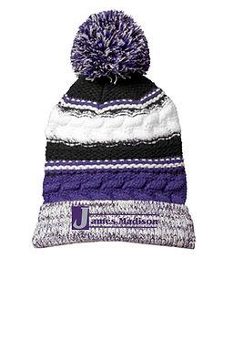 James Madison Pom Hat