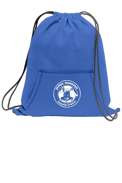 James Madison Primary Sweatshirt Bag