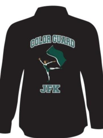 JFK Fleece Jacket W/Embroidery
