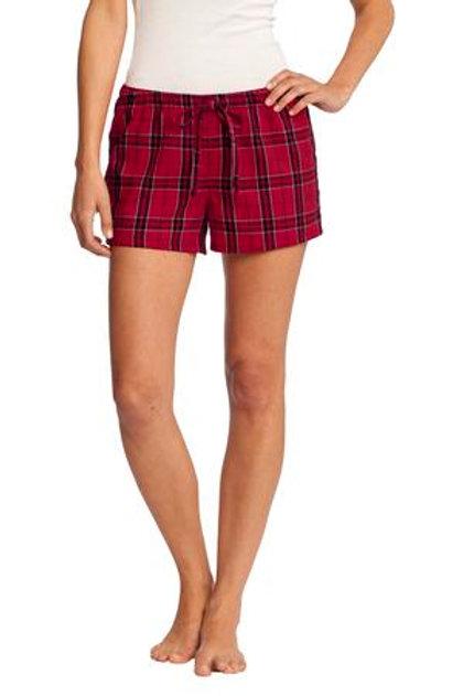 Junior Womens PJ Shorts