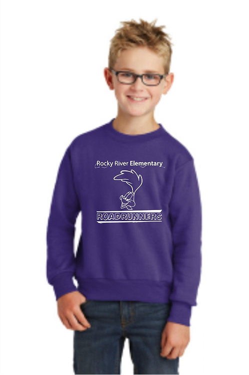Rocky River Crew Neck Sweatshirt