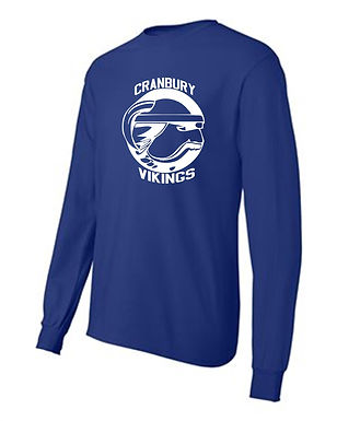 Cranbury Hanes  Long Sleeve T