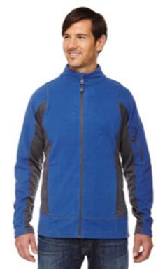 Lyncrest Colorblock Fleece Jacket Men's & Womens