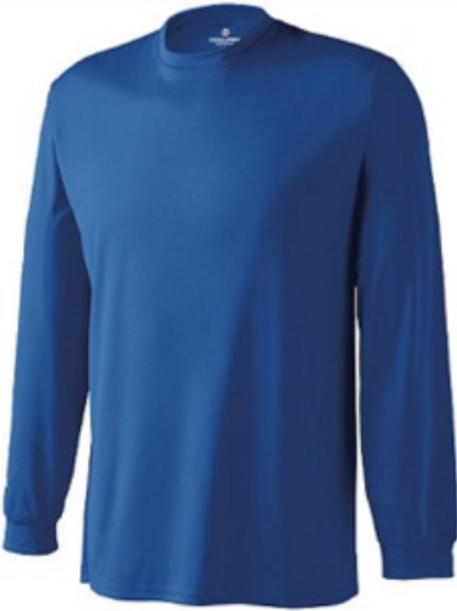 NA Adult Performance Long Sleeve