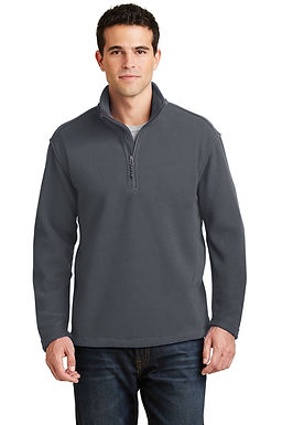 Ogdensburg 1/4 zip fleece Ladies or Mens