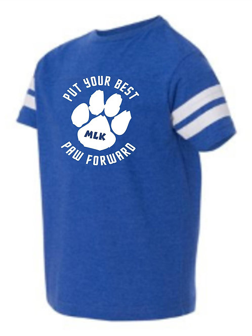 MLK LAT Football T