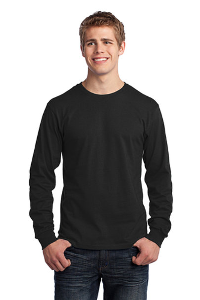 Tuxedo Long Sleeve T Shirt