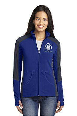 James Monroe Colorblock Fleece Jacket Men's & Womens