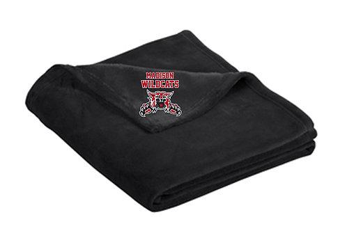 Madison Alpine Fleece Blanket