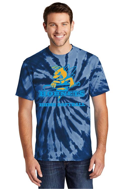 HHMS Softball Tie Dye T