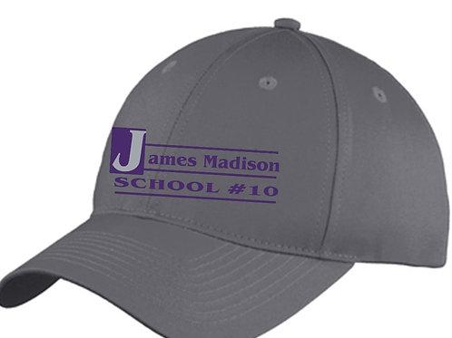 James Madison Baseball Hat
