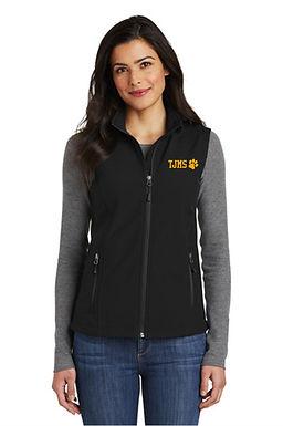 TJMS Soft Shell Vest Men's & Ladies