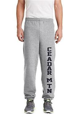 Cedar Mountain Sweatpants Screenprint/Glitter