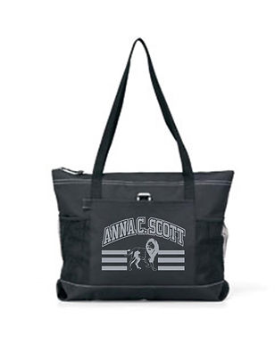 Anna C Scott Tote Bag