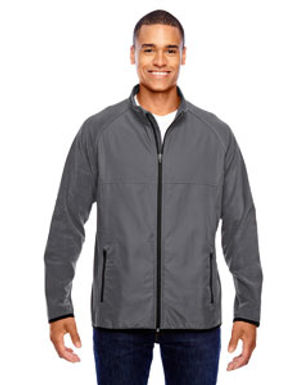 Bay Head Mens Personalized Micro Fleece Jacket