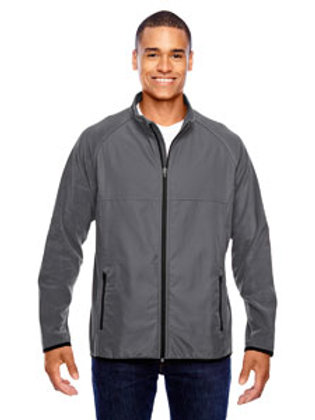 Bay Head Mens Personalized Micro Fleece Jacket