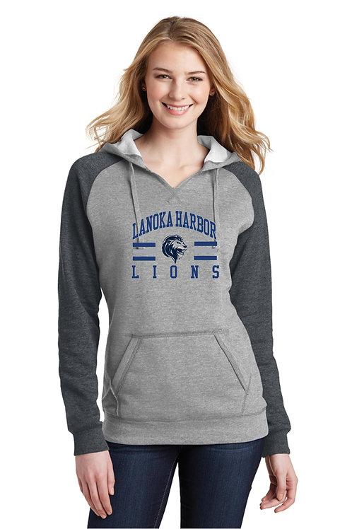 Lanoka Harbor Fleece Raglan Mens's & Womens