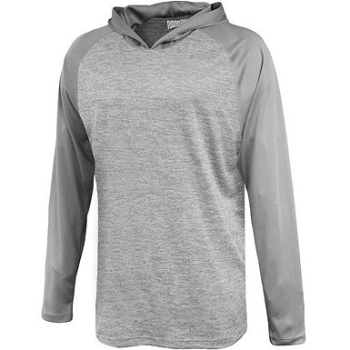 Bay Head Stratos LS Hooded Performance T