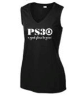 PS 30 Staff Tank