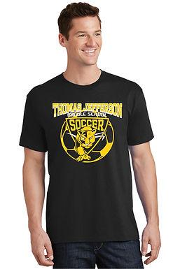 TJMS Soccer T Shirt