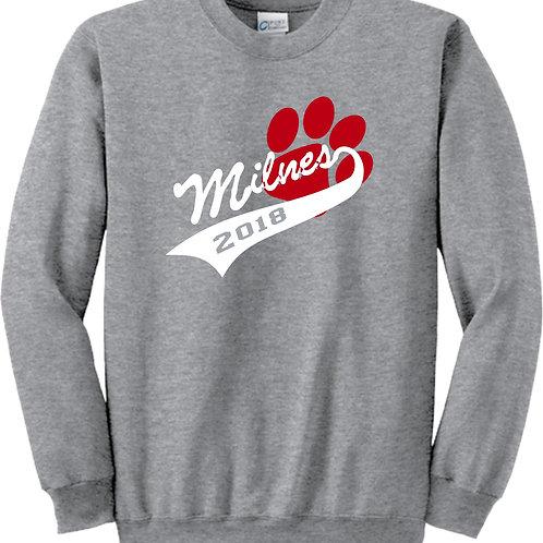 Milnes Crew Neck Sweatshirt