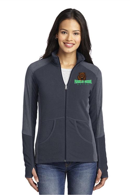 Ogdengsburg Micro Fleece Jacket Ladies or Mens