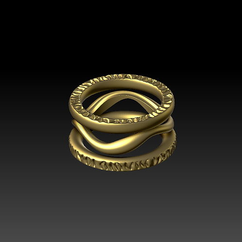 Stacking Ring Trilogy