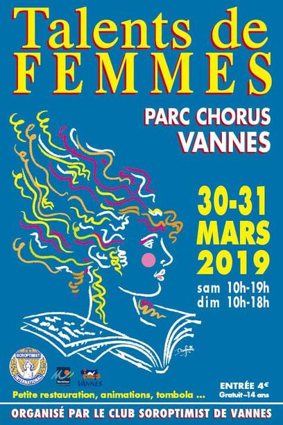 Talents de Femmes-Vannes(56)