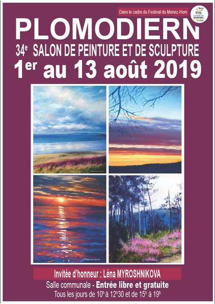 34e Salon de peinture et de sculpture-29 Plomodiern
